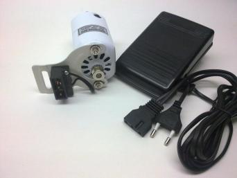 Motor para maquina de coser domestica