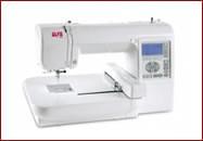 Máquina de coser bordadora ALFA 3150