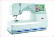 Máquina de coser bordadora ALFA 4550