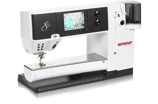 Máquina de coser bordadora BERNINA 820