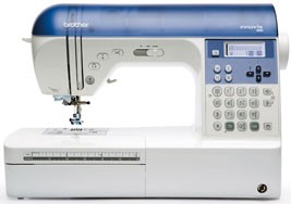 Máquina de coser doméstica  BROTHER Innovis NV400