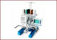 Máquina de coser bordadora ELNA 9900