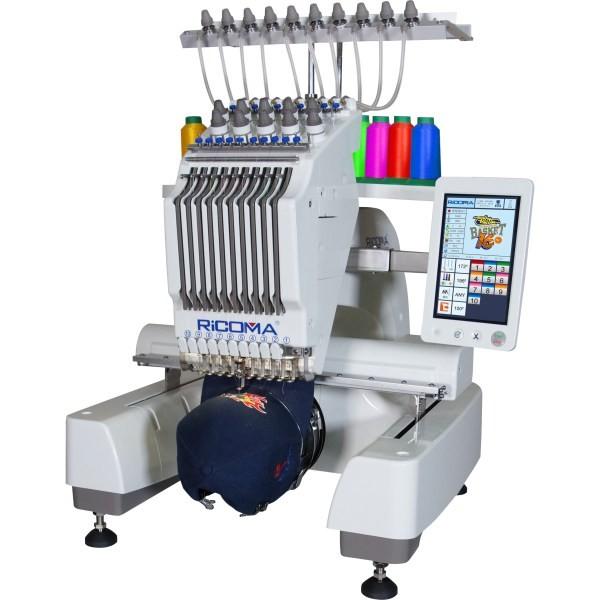 Bordadora industrial RICOMA EM1010