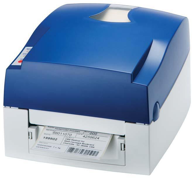 Impresora de Etiquetar Serie Micra 106/12