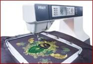 Máquina de coser bordadora PFAFF Creative 2.0