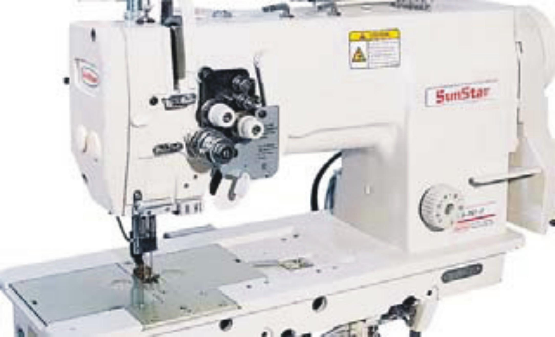 Máquina de coser industrial SUNSTAR KM-797