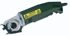 """Máquina de corte manual tipo """"SUPRENA"""" equipada con cuchilla de 6 cantos de 50mm y contracuchilla."""