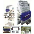 Máquina de coser bordadora RICOMA RCM-1201PT